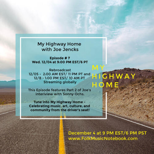 My Highway Home Radio Show