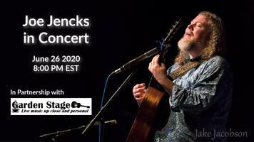 Joe Jencks in Concert  Live Stream Fan Favorites amp Requests
