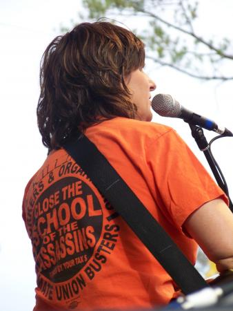 Amy Ray Sings Her Conviction